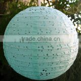 chinese hanging battery-operated paper lantern