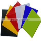 Colored hot sale top-end acrylic sheet price cheap