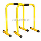 outdoor playground parallels exercise equipment pull up bars