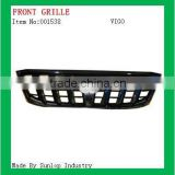 toyota hilux vigo front grille #0001538 front grille for hilux vigo auto grille ABS front grille vigo