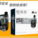 Two way auto passive keyless entry car alarm system 8899