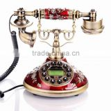 Antique telephone Classical corded phones for home used
