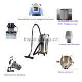 Three-phase large industrial vacuum cleaners