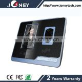 Wifi Touch screen Biometric access control face recognition machine with optional RFID card function F501A