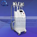 Fat Freezing 40K Cavitation Ultrasonic Cavitation Body Sculpting Multipolar Rf Lipo Cryo Machine