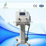 2014 the new machine tattoo removal laser and Skin Rejuvenation mini ipl beauty equipmentwith CE certification