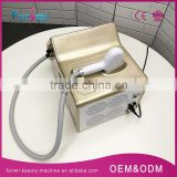 2017 newest semiconductor + water + air + radiator cooling system laser treatment for hair removal