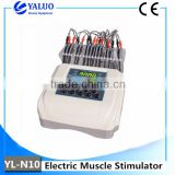 Ultrasound Therapy For Weight Loss Electrical Muscle Stimulator Vacuum Cavitation System Body Slimming Machine Ultrasonic Weight Loss Machine