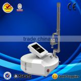 Skin Tightening 2016 Newest Portable Co2 Fractional Laser Scare Remove Vagina Tightening Laser Machine Vagina Cleaning