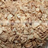 PINE AND RUBBER WOOD SHAVINGS 1-12MM