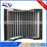 Facotry Wholesale Rubber PVC Expansion Accordion Bellows Cover Waterproof Machine Shield