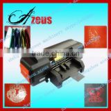 Azeus machinery A4 size greeting cards printing machine on Alibaba for hot sale