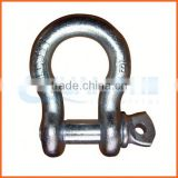 Factory price customized carbon steel jis type d shackle