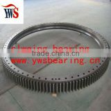 Crane sheave bearings serbian market big thrust ball slewing bearing