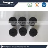 Cylinder Shaped Aquarium Fish Tank Biochemical Filter Sponge Black Vehicle filter foam