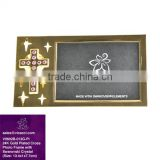 Special Price Enchanting Gold Plated Metal Photo Frame