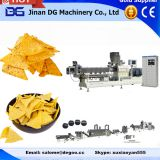 Automatic fried tortilla doritos corn chips making machine production line