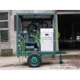 Mobile transformer oil purifier/filtration/clean/rereclamation equipment (Series ZYD-ST1)