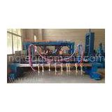 380V H-Beam Production Line Strip Vertical Flame Cutting Machine , 6mm - 200mm Thickness