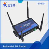 Industrial LTE 4G Router,TD-LTE and FDD-LTE Network