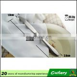 China Factory Direct 410SS Stainless Steel Spoon/Fork/Knife/Tea Spoon Cutlery Set