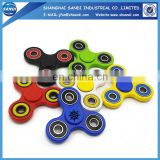 Hot sale custom colourful hand fidget spinner