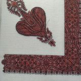 Oman wool embroidery scarf  /  Arab scarf  /  Arab wool embroidery scarf