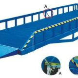 Car Loading Ramps Easy Operation Portable Forklift Ramp
