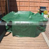 pe tarpaulin material Rainproof Outdoor Furniture Cover