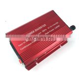 48V 600W Car Power Inverter 2 USB AC 220V Power Battery Inverter Peak Power 1200W