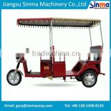 Battery Operated Rickshaw, E-Rickshaw, Electric tricycle
