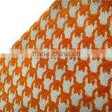 Professional factory high quality woven upholstery fabric for furniture