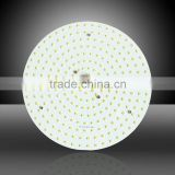 New Integrated round/square 230V ac retrofit led board driverless easy install for light replacing projects