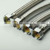 sanitary ware stainless steel wire braided toilet hose pipe                                                                         Quality Choice