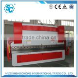 125ton 5m length hydraulic press brake bending machine for iron and steel products bending