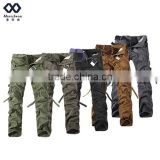 Cargo Pants Menschwear Military Multi Pocket Trousers Stock Ready Apparel GH303