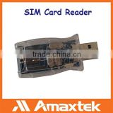 Plastic SIM Card Reader Writer