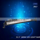 Hot sales and high quality 31.5inch120W 10-30 DC led light bar on boat                                                                                                         Supplier's Choice