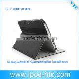 "Factory Price 10.1"" tablet covers, 10.1"" tablet leather case , Leather case cover for tablet"