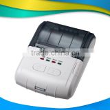 White color elegant design 2 inch Bluetooth Printer Thermal for receipt printing-----HFE631