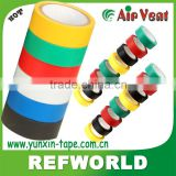 OEM COLORFUL PVC INSULATION TAPES FOR AIR CONDITIONING