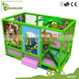 Interesting ball pool baby indoor play area