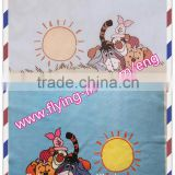 Water fastness lithographic offset sublimation ink