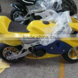 China wholesale pocket bike super moto bike 49cc vespa electric motorcycle for sale