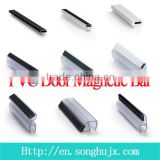 PVC Door Magnetic Water Preventing Bar Macking Machine