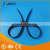 2015 Hot High tensile 50pcs/bag police Nylon Handcuffs