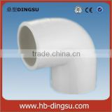 factory high quality ASTM SCH40 pvc pipe fittings (ELBOW 90 DEG. ; TEE ; SOCKET etc.)