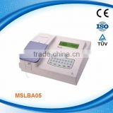 Cheapest semi-auto portable chemistry analyzer for laboratory, hospital and clinic (MSLBA05)