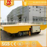 40t High quality cable drum power rail traveling flat electric transfer cart                                                                         Quality Choice