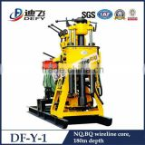 DF-Y-1 wireline tools stone sample core drilling machine